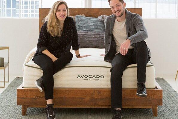 AvocadoGreen king mattress