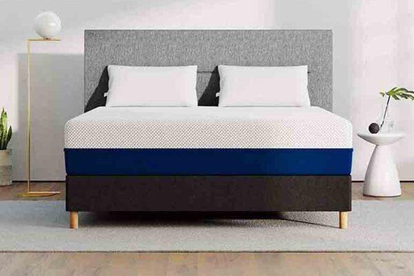 memory foam mattress without fiberglass